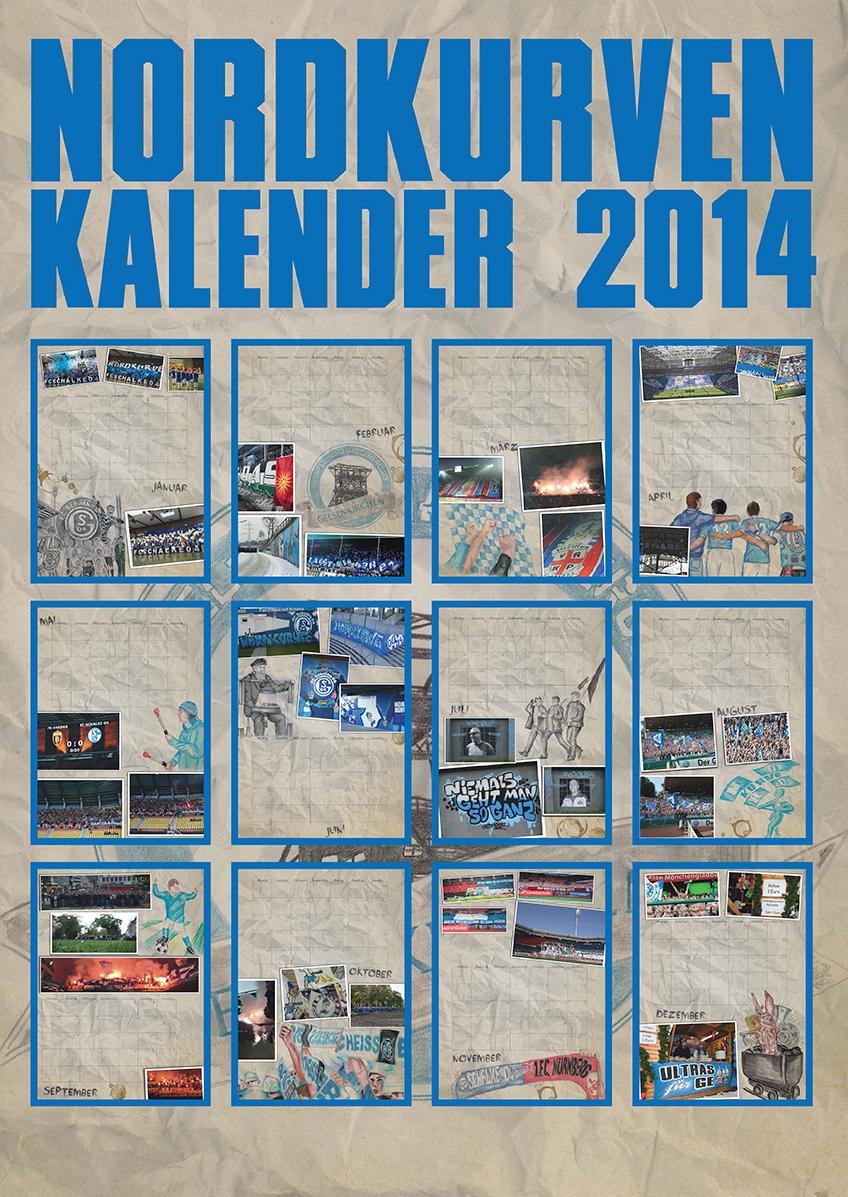 NK Kalender 2014